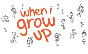 when i grow up text
